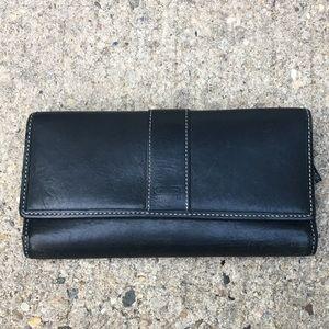 Authentic Coach wallet.